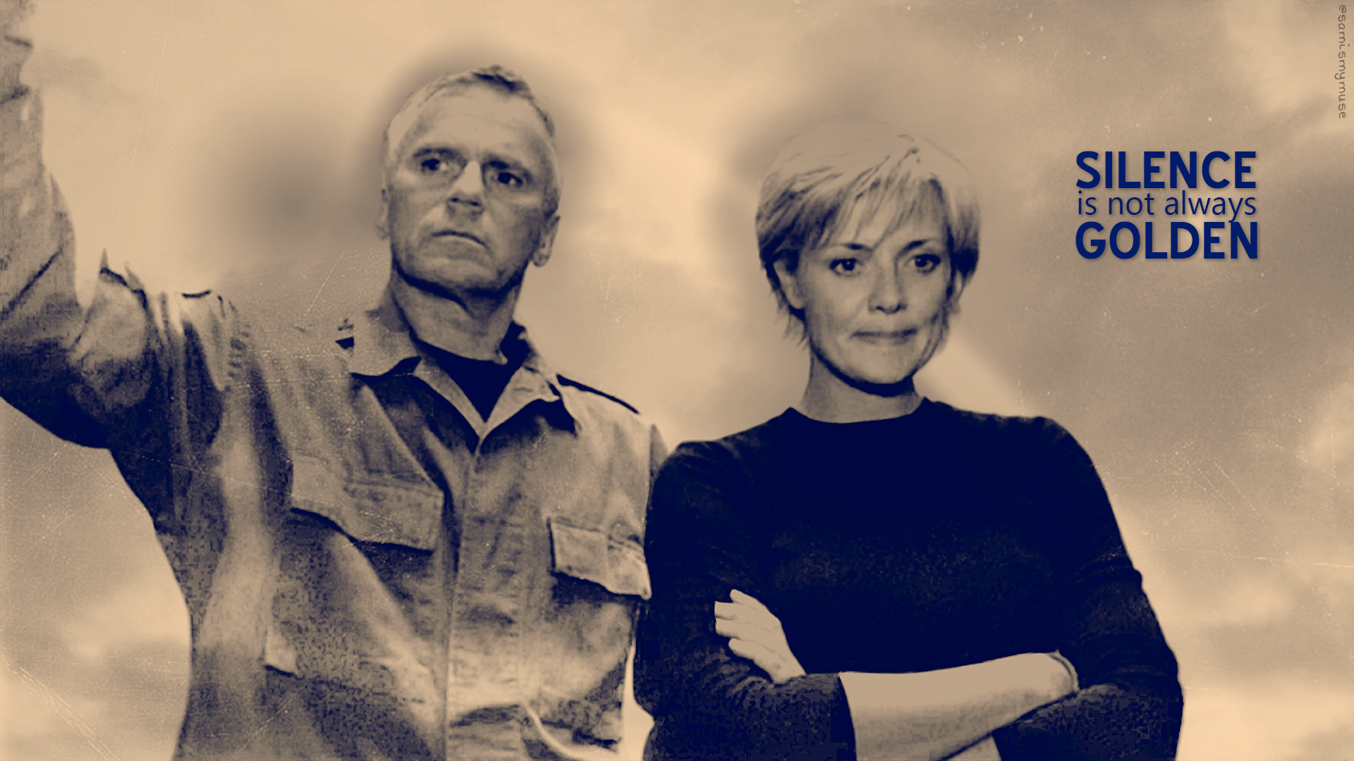 Stargate SG-1 Jack and Sam ll A